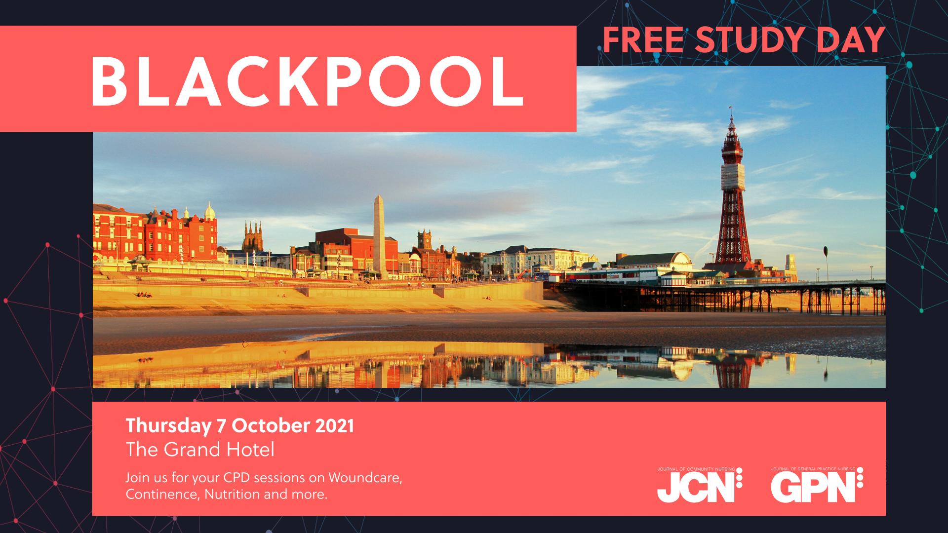 JCN Study Day Blackpool
