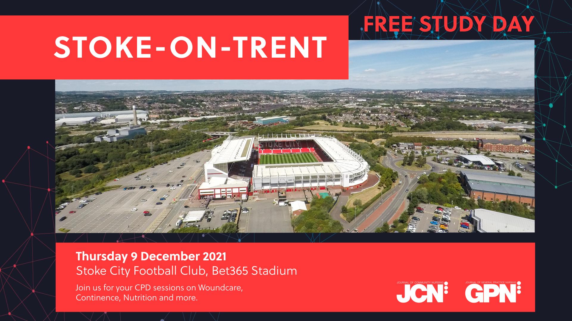 JCN Study Day Stoke