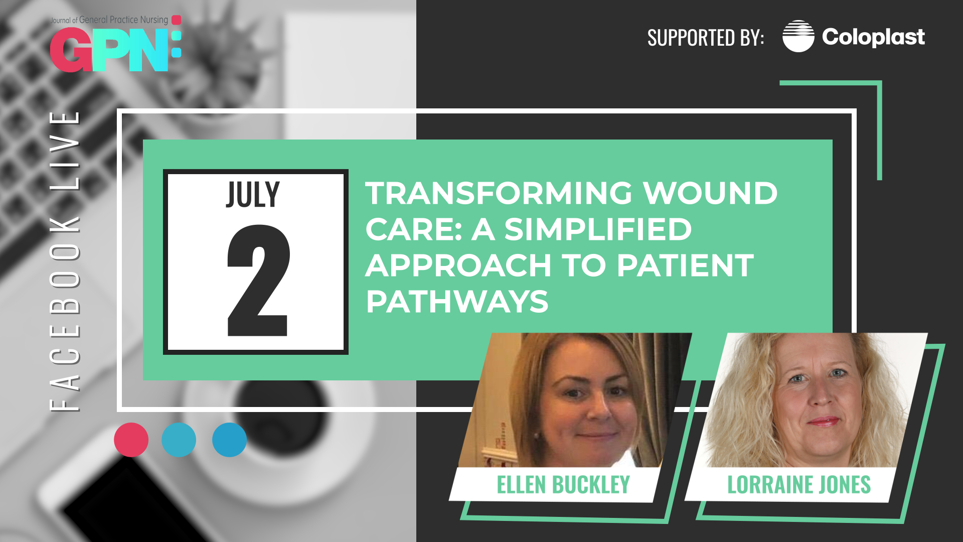 Transforming wound care - A simplified approach to patient pathways