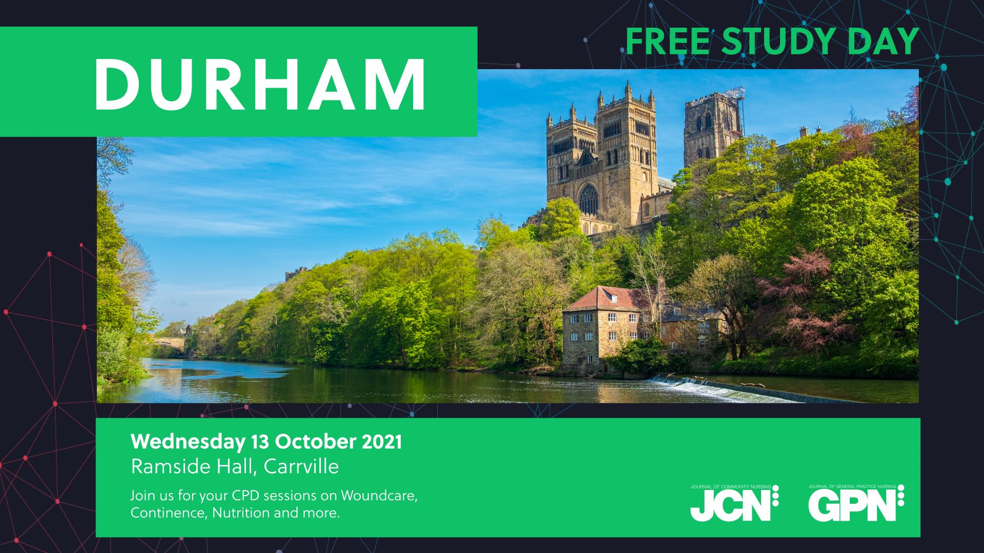 JCN Study Day Durham