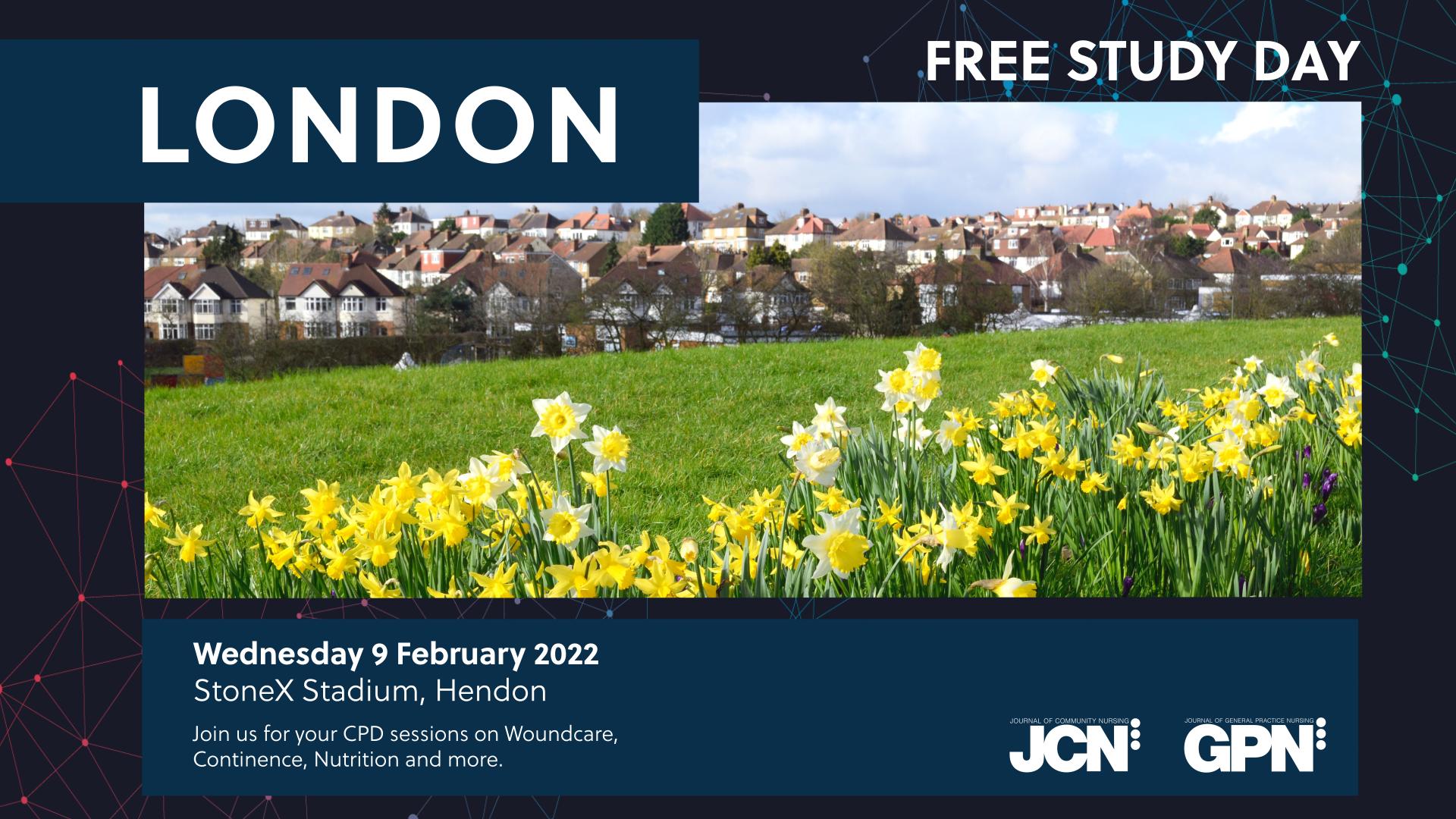 JCN Study Day London