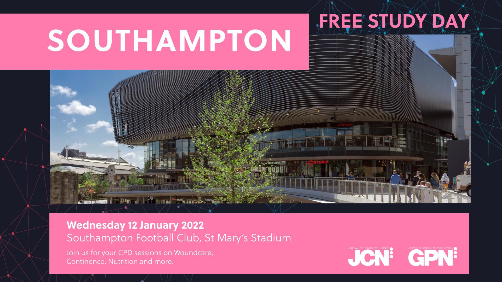JCN Study Day Southampton