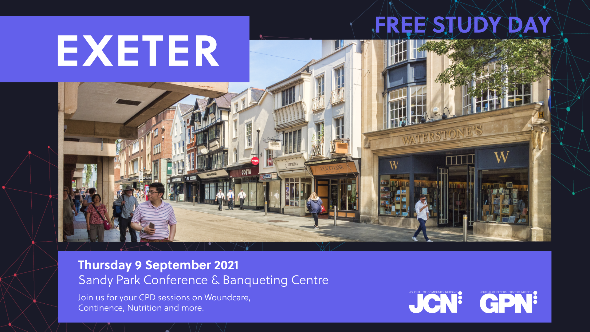 JCN Study Day Exeter