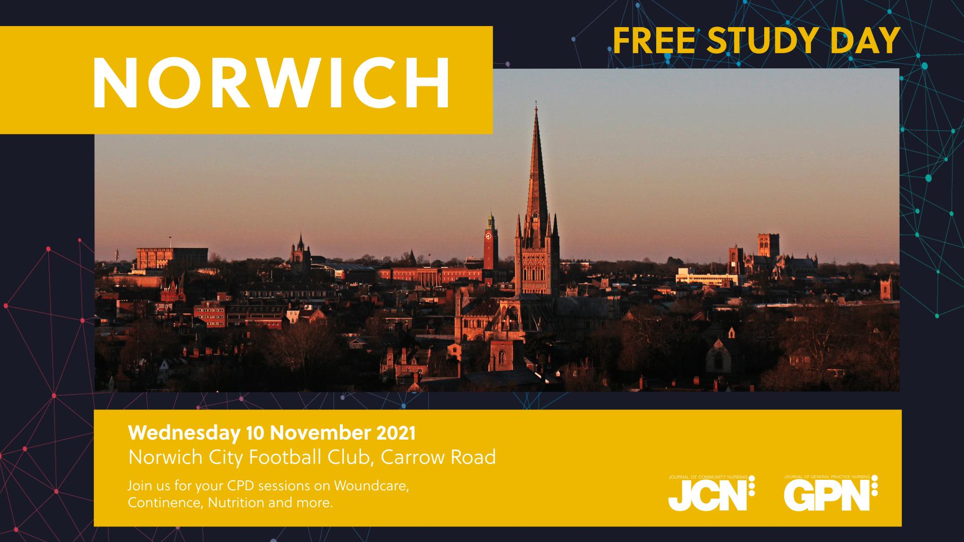 JCN Study Day Norwich