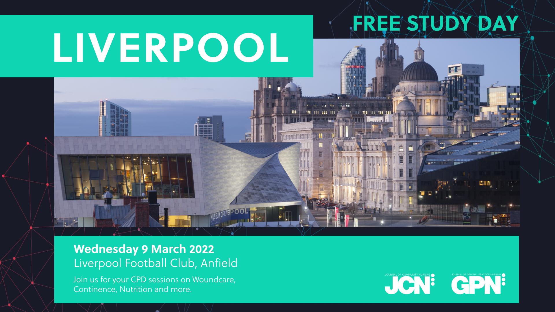 JCN Study Day Liverpool
