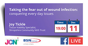 Taking the fear out of wound infection